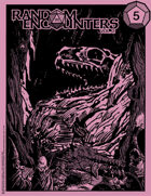 Random Encounters Map Collection Vol 2, Issue 5 (May 2019) Low-Res - REMC0010LR