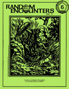 Random Encounters Map Collection Vol 2, Issue 6 (June 2019) Low-Res - REMC0011LR