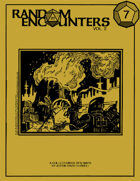 Random Encounters Map Collection Vol 2, Issue 7 (July 2019) Low-Res - REMC0012LR
