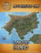 Adventure Map: Large Island