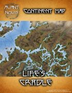 Life's Cradle, Campaign Map