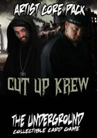 The Underground - Cut Up Krew - Artist Core Pack