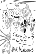 Every Day in Love 3: Love Warriors