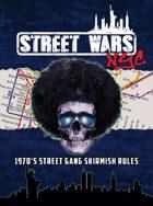 Street Wars NYC - Gang Warfare Rule Book