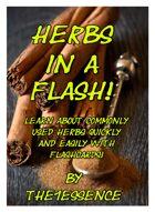 Herbs in a Flash!