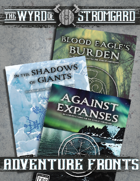 Wyrd of Stromgard Adventure Fronts [BUNDLE]