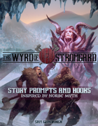 50 Story Prompts and Hooks from Norse Mythos