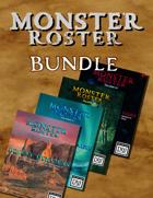 Monster Roster I - IV [BUNDLE]