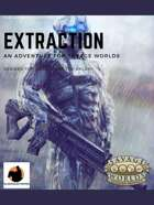 Extraction. Adventure for SOUL - Reap The Galaxy