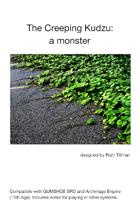 Creeping Kudzu: A Monster Zine