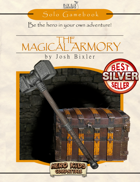 The Magical Armory Solo Gamebook - Hero Kids Compatible