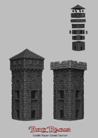Medieval Scenery - Castle Towers