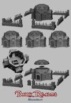 Medieval Scenery - Mausoleum