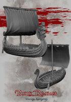 Medieval Scenery - Viking Longship