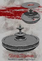 Denizens of Fantasy - Town Fountain
