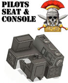 Pilots Chair And Console Marker