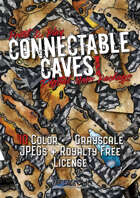 Connectable Caves Volume 1 Digital Maps Package