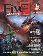 FiveE Magazine - August 2021