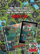 MAPS YOUR PARTY WILL DIE FOR 3: The WILD Bundle [BUNDLE]