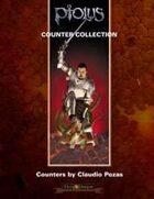 Counter Collection: Monte Cook's PTOLUS