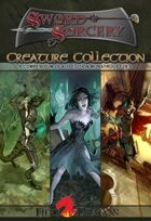 Creature Collection - A Compendium of 4th Edition Monstrous Foes