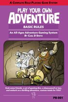 Play Your Own Adventure BASIC Rules