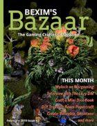 Bexim's Bazaar Gaming Magazine Issue #02
