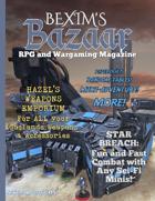 Bexim's Bazaar Gaming Magazine Issue #15