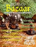 Bexim's Bazaar Gaming Magazine Issue #20