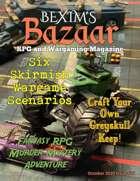 Bexim's Bazaar Gaming Magazine Issue #22