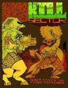 Kill Sector Core Rulebook