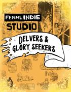 Feral Indie Studio Art Pack - Delvers and Glory Seekers