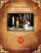 A Baker's Dozen of Potions (5e)