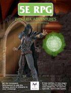 5E RPG: Zikkaria Adventures