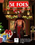 5E Foes: Nightmares Before Christmas