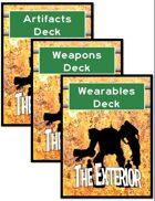 5E Post-Apocalyptic Junk Loot  [BUNDLE]