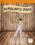 5E Equipment Cards: Burglar's Pack