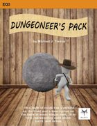 5E Equipment Cards: Dungeoneer's Pack