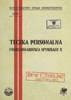 Zew Cthulhu 7ed. - Karta Badacza PRL