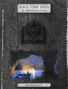 Blackshatter Grotto  - Black Tome Pages #2