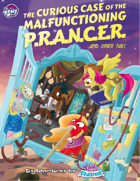 My Little Pony: Tails of Equestria - PRANCER