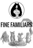 Fine Familiars