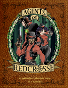 Agents of Redcrosse
