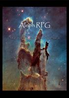 Aleph RPG - v. 1.4