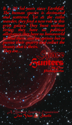 Space Hunters: A bounty hunting expansion for Vast & Starlit