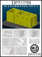 European Warehouses, Set 1