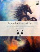 Arcane Tradition: Unicorn