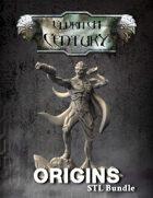 Eldritch Century - Origins STL bundle
