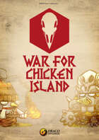 War for Chicken Island: Print and Play