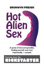 Hot Alien Sex - Ashcan Edition